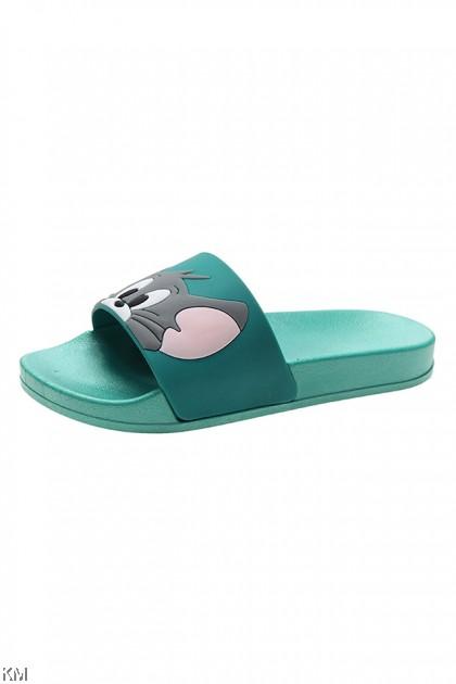 Kids Unisex Cartoon Sandals Slippers [SH30164] [SH30177]