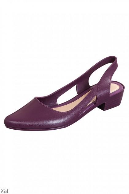 Vinco Pointed Flat Heels [SH29736]