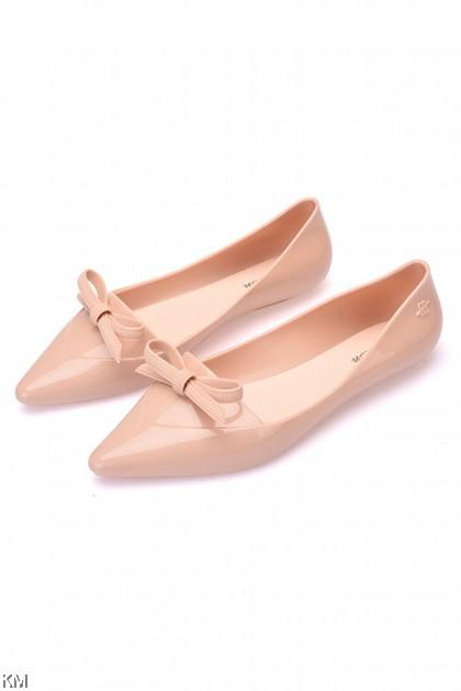 Ribella Pointed Flat Sandals [SH29681]