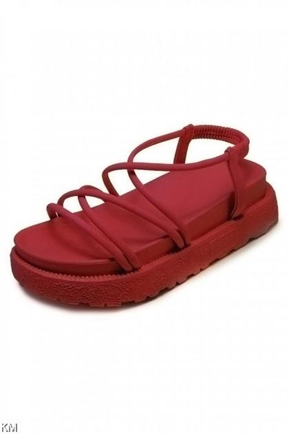 Summer Vivity Flat Sandals [SH29332]
