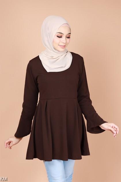 Yuna Plus Size Elegant Blouse [B29865]