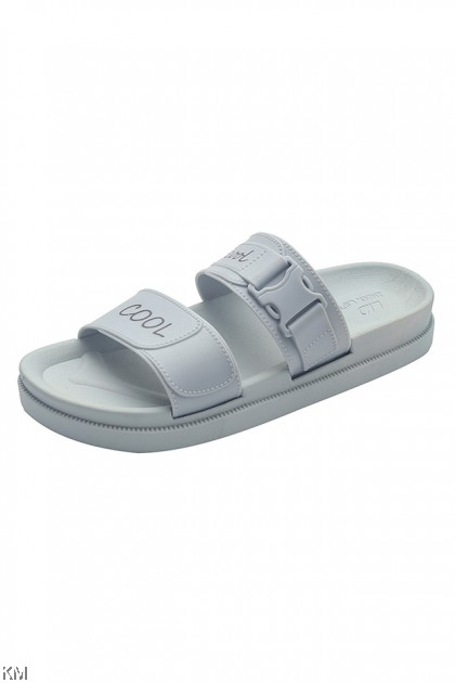 2Cool Flat Slip On Sandals [SH31375]