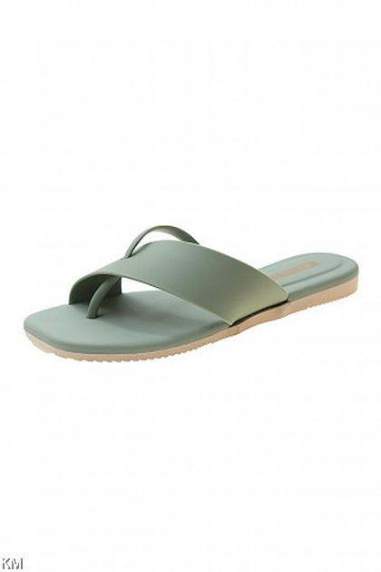 Serpente Slip On Flat Sandals [SH31658]