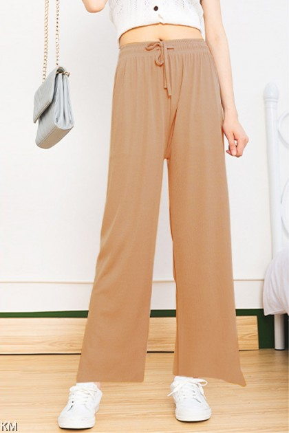 Casual Summer Ice Silk Cooling Pants [P32544]