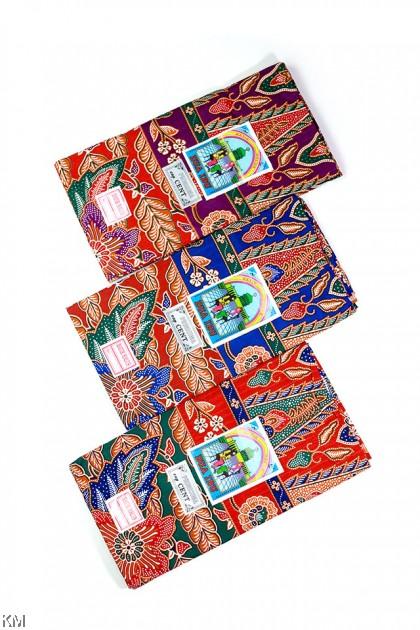 Dua Ibu Batik Halus Primisima Cap Cent [4957]