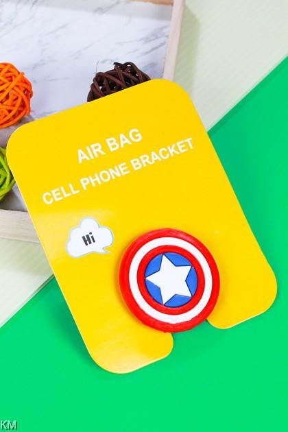 Superhero Cell Phone Airbag Bracket [1781B]