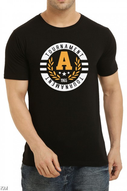 S-XXL Unisex Graphic Cotton T Shirt [T1749]