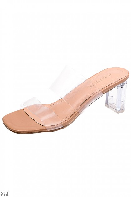 Cinder Open Toe High Heels [SH33285]