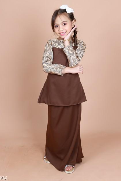 Esah Kids Shine Baju Kurung Set [K26748]