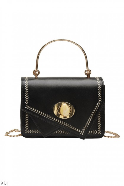 Western Style Chain Sling Bag [BG33833]