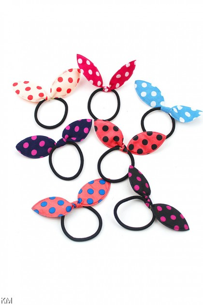 Free Gift Podka Rubber Hair Rubber Band [5157]