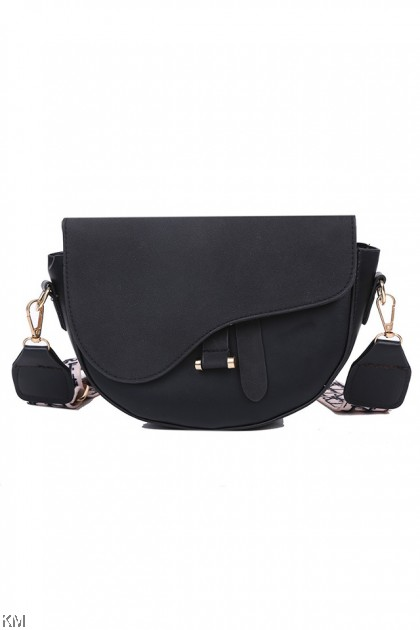 Semicircle Saddle Bag [BG33953]