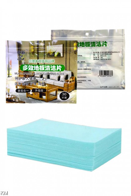 Floor Cleaning Soap Paper [2257]