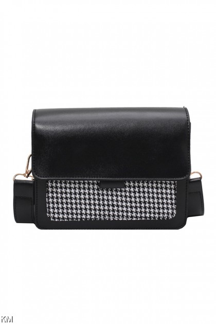 Houndstooth Classic Sling Bag [BG33986]