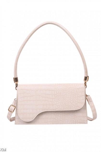 Korean Style Baguette Sling Bag [BG33998]