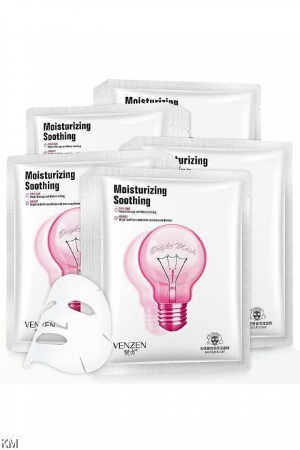 VENZEN Moisturizing Soothing Bulb Facial Mask [C2308]