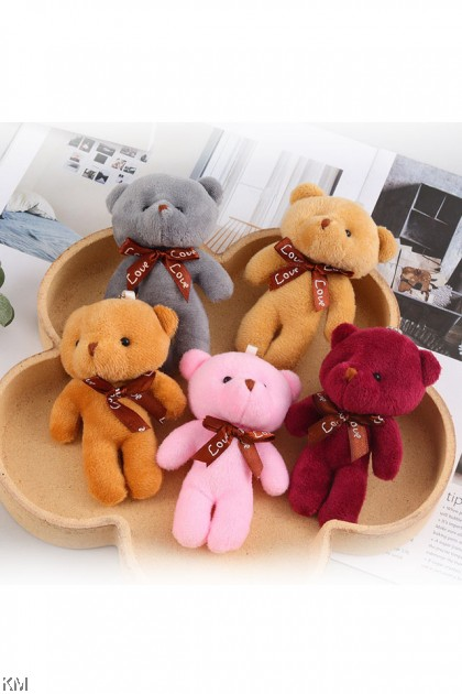 Mini Teddy Bear Toy Gift [2488]