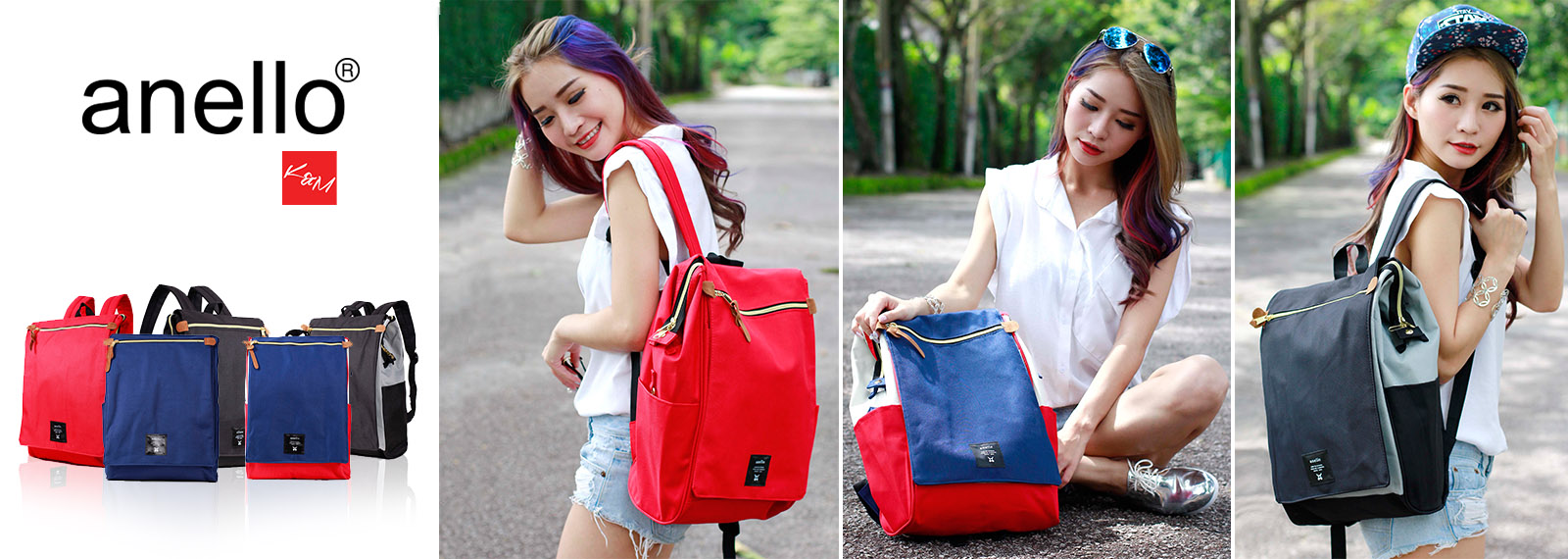 Anello Bag New