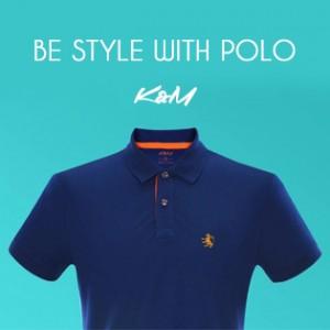 ♥ K&M Polo T-Shirt ♥