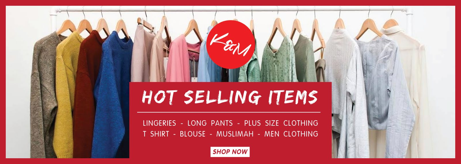 Hot Selling Items