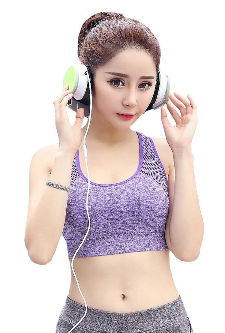KM Workout Lady Sport Bra [M27011]
