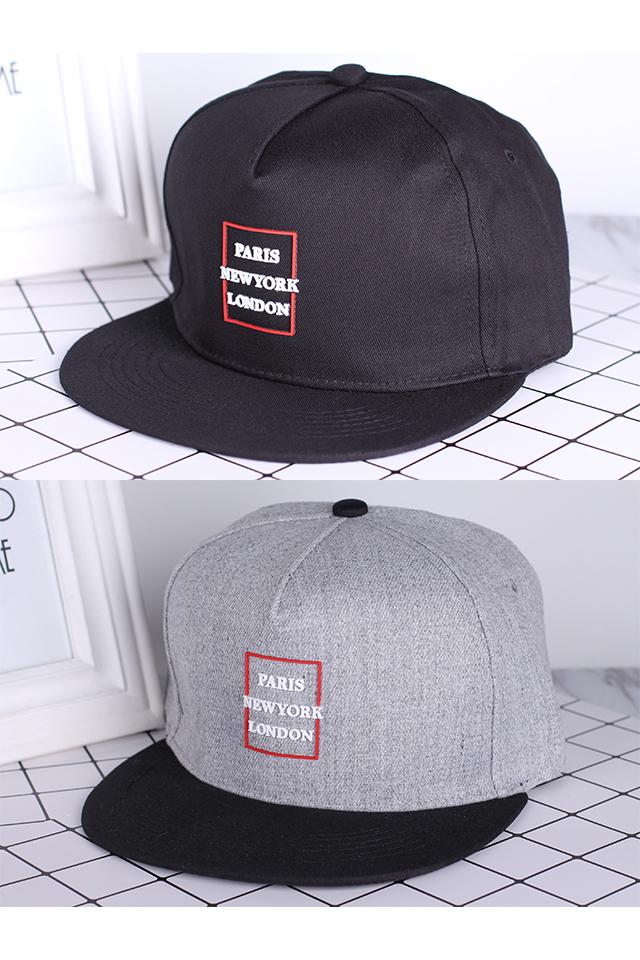 Hip Hop Snapback Caps [M536-B]