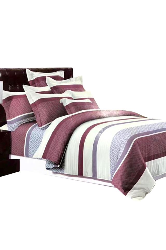 Queen Fitted Bed Sheet [M11949]