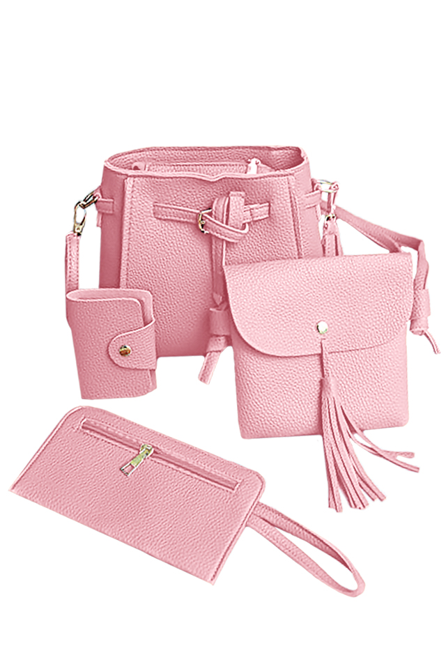 Sets of 4 Essential Handbag [M279]