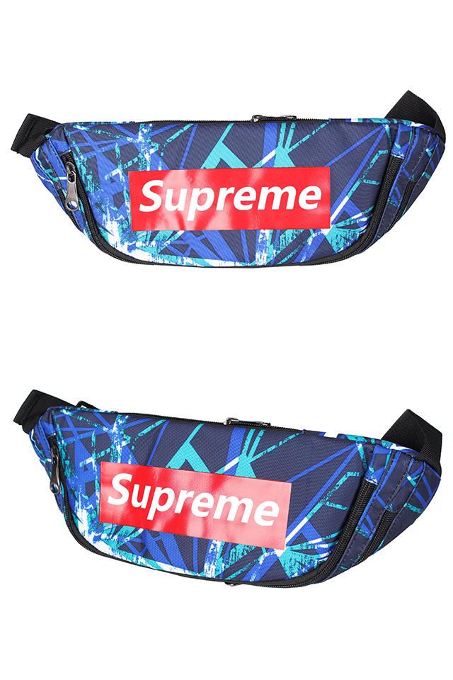 Abstract Sup Crossbody Bag [M14846]