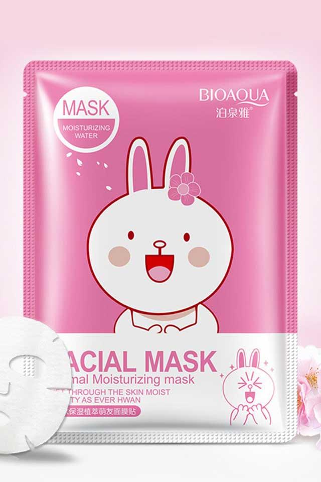 Cartoon Facial Sheet Mask [C476]