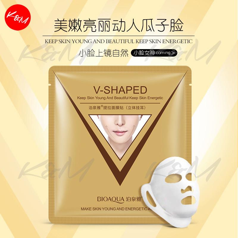 BIOAQUA Lifting 3D V Face Mask [C534]