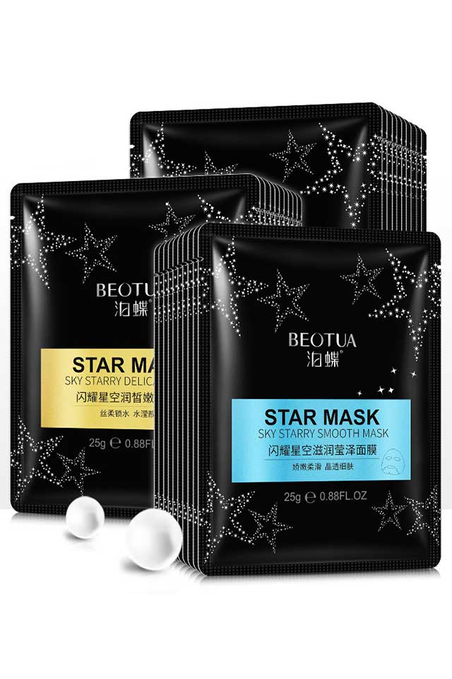 BEOTUA Sky Starry Smooth Mask [C447]