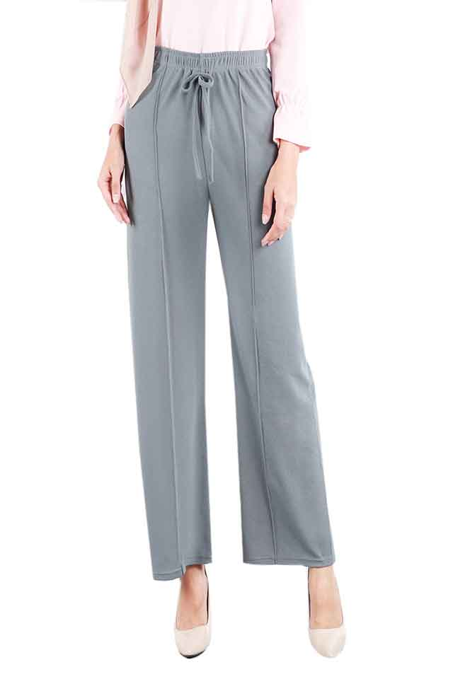 Nerra Straight Cut Parallel Pants [P16391]