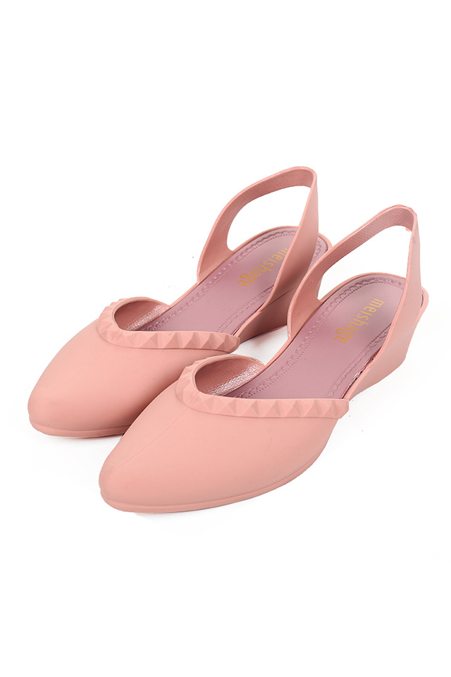 Ricarda Point Women's Wedges Jelly Shoe [SH27079]