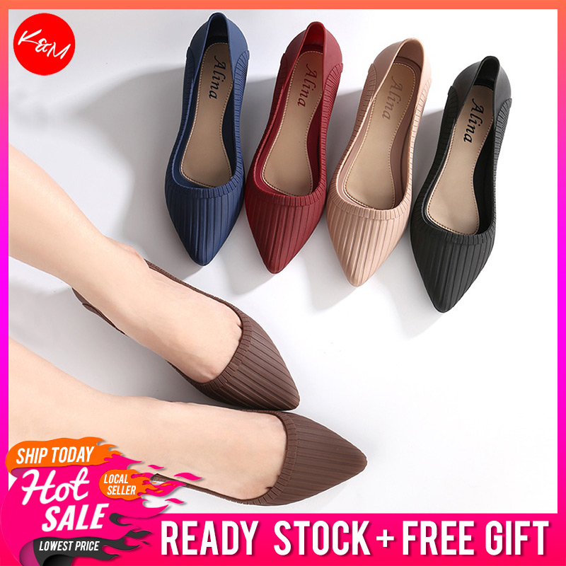 Lashon Women Wedges Jelly Shoe [SH25501]