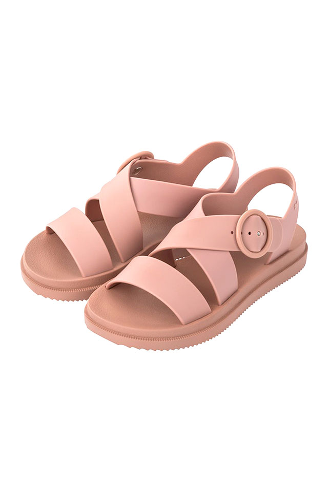 Jade Jelly Sandal Flat Shoes [SH25071]