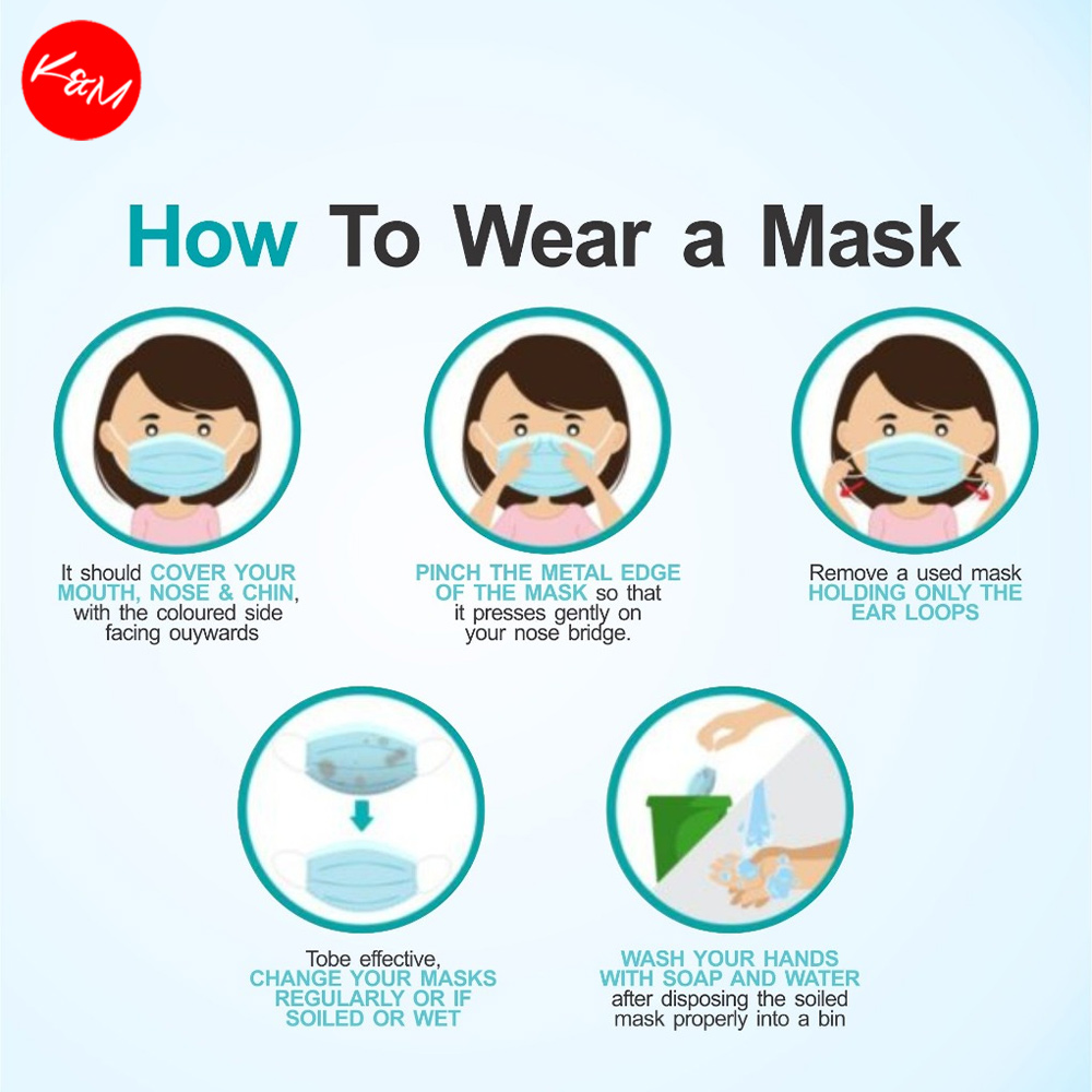 10/50pcs CE-CERT 3 Ply Disposable Surgical Mask [85]