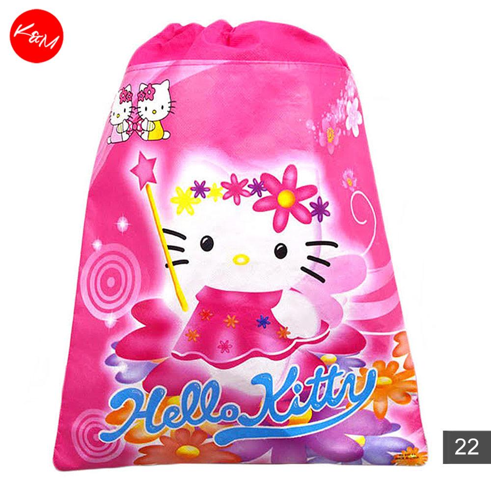 Kids Econic Drawstring Backpack [BG653B]